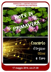Concerto d'Organo, ottoni e coro