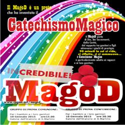 CATECHISMO MAGICO del MAGO D!