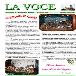 La Voce – nr. 2/2015