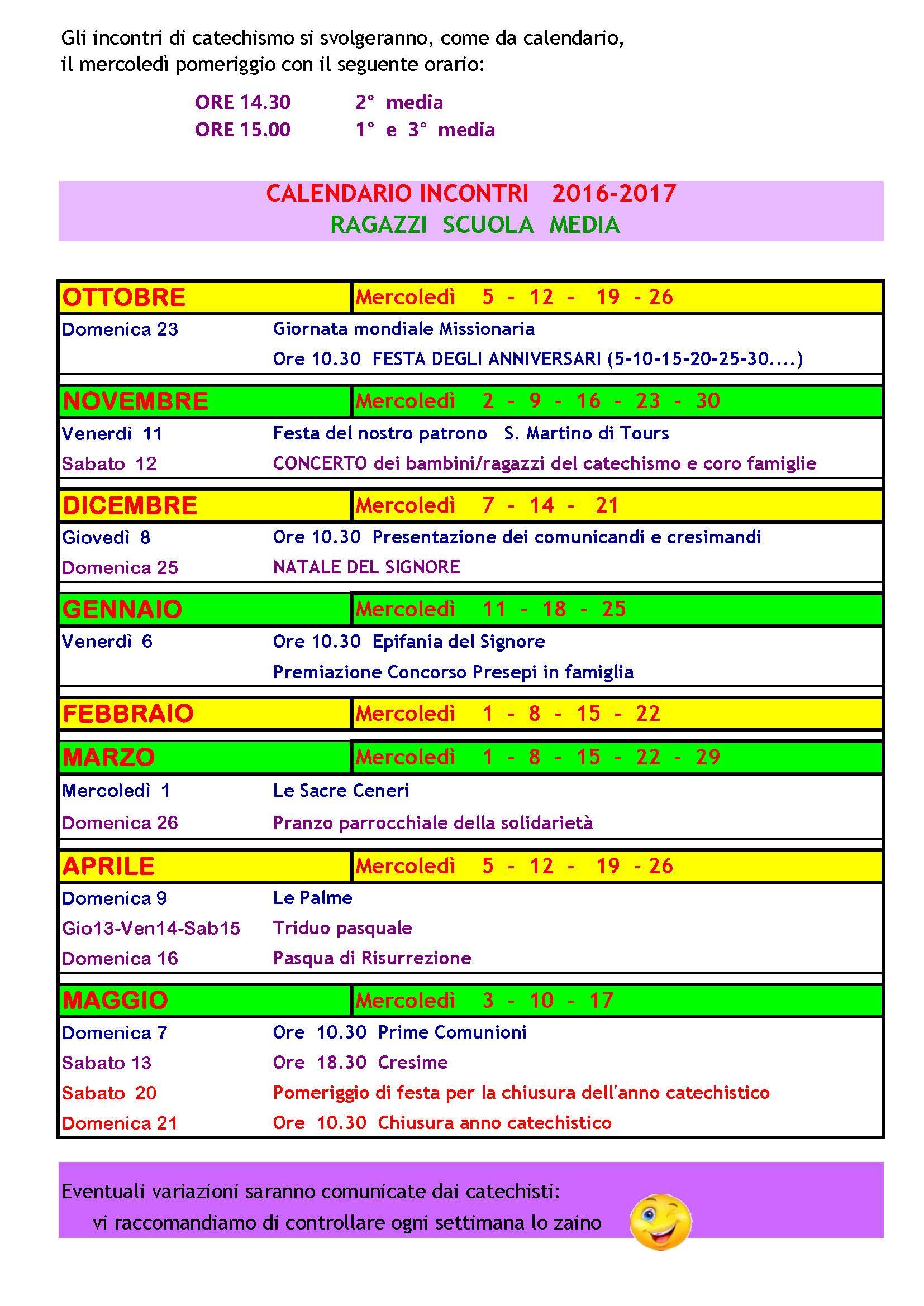 calendario-medie-2016-2017