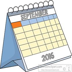 Calendario anno catechistico MEDIE 2016